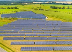 Solar Plant Aerial Inspection