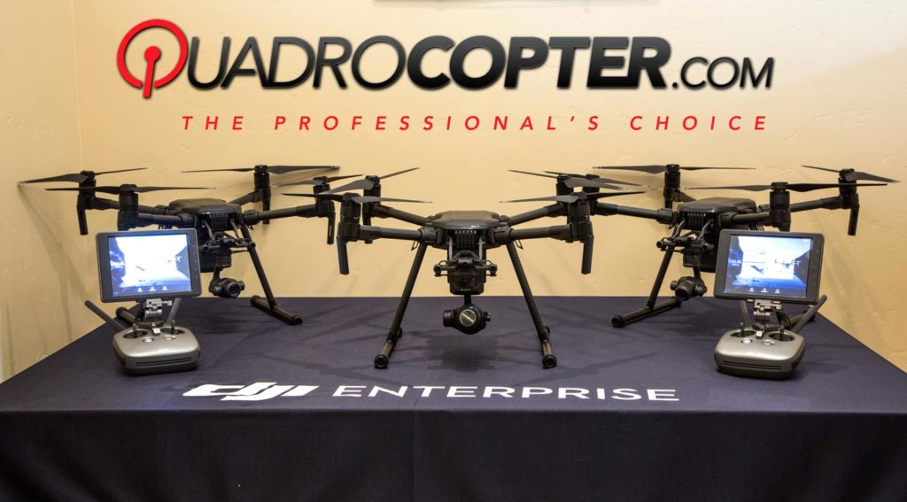 Quadrocopter Leader in the Drone Industry
