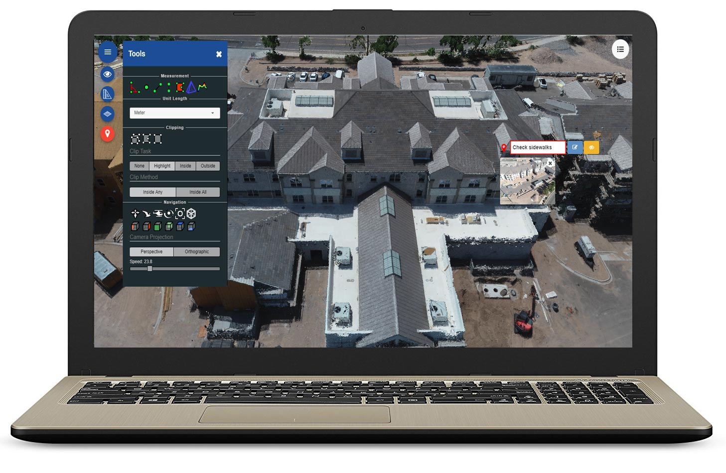 Drone Data Management Solution Industrial Applications