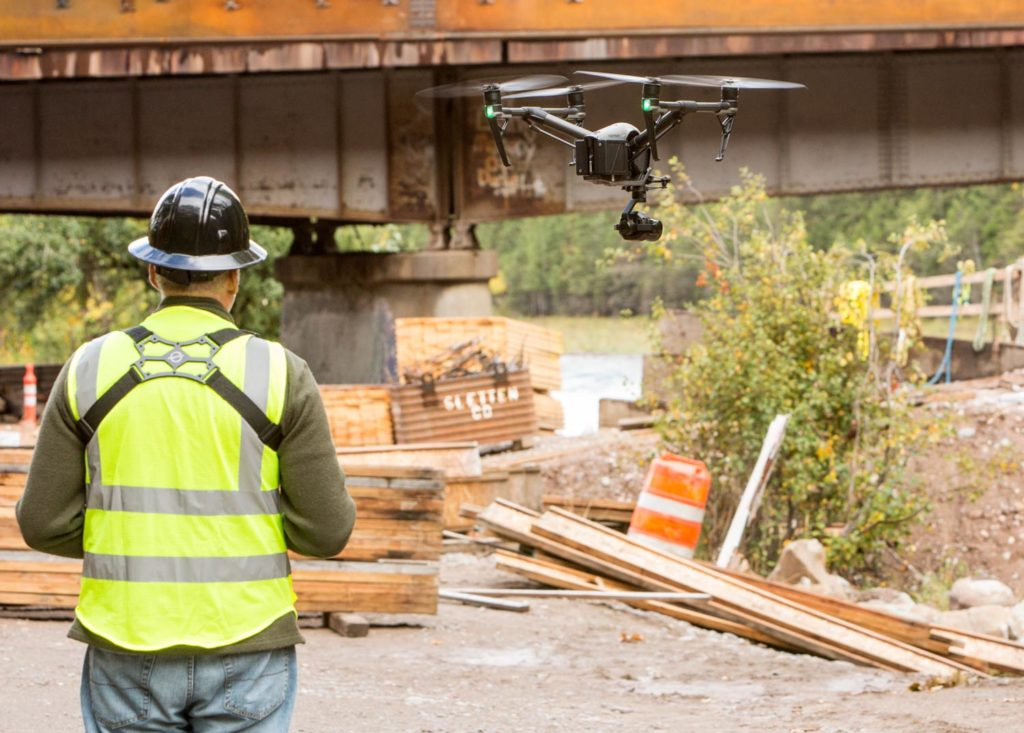Drones Save Money in Construction