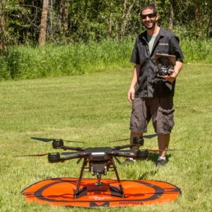 Michael DiGrandi UAV Sales and Support