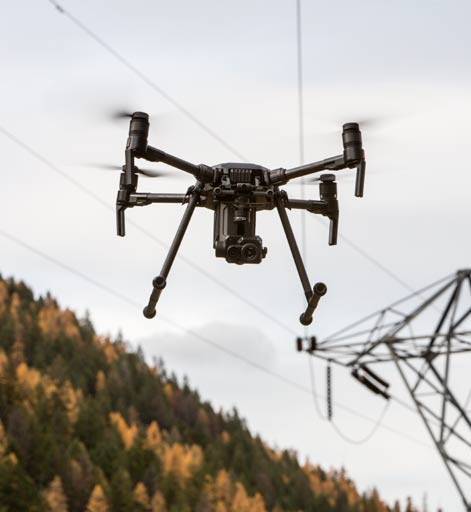 Save Money With Drone Energy Inspection